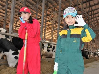 良質な牛乳に誇りを持って生産しています!!社宅完備《無料♪》なので遠方の方もすぐに牧場生活がスタートできます!!【未経験者歓迎】【高給与】