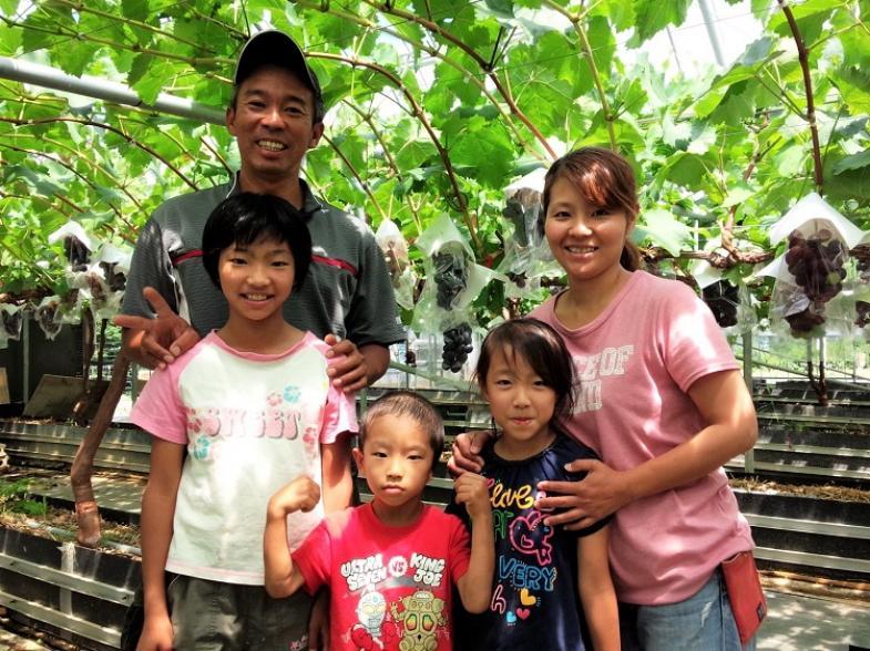☆☆☆五つ星サポート☆☆ 新たに農業を始めたい方必見!生坂村が全力でサポートします。大自然の恵みや人の温かさに触れながら農業を学びましょう!