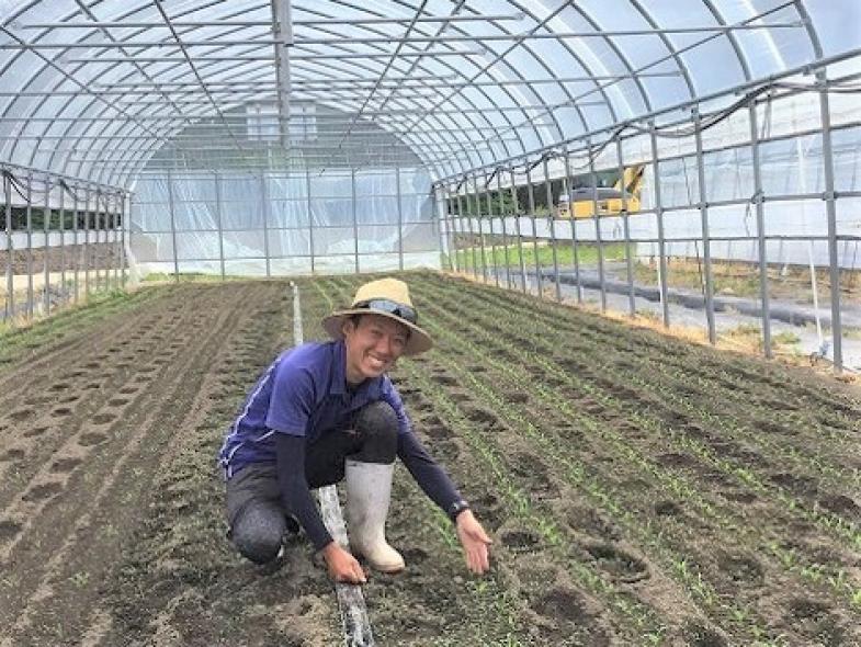 ◆残り1名募集◆ 就農におけるそれぞれのステージで手厚いサポートを受けられる北広島町で、新規就農研修生としてあなたの農業を始めてみませんか?