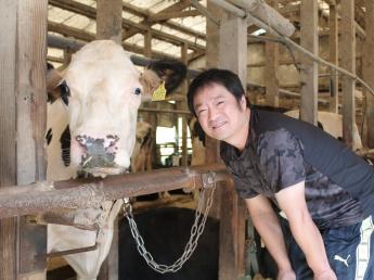 滋賀県で1番快適な牧場にしたい!(牛目線) メアリーファーム、規模拡大に向け、新メンバー大募集