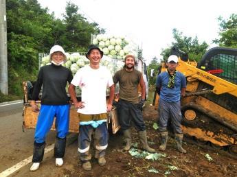 どんな農業を目指していますか? ゆるーく働き、儲かる農業が当社のスタイルです♪ ◎新規就農11年目、規模拡大に向け増員募集◎