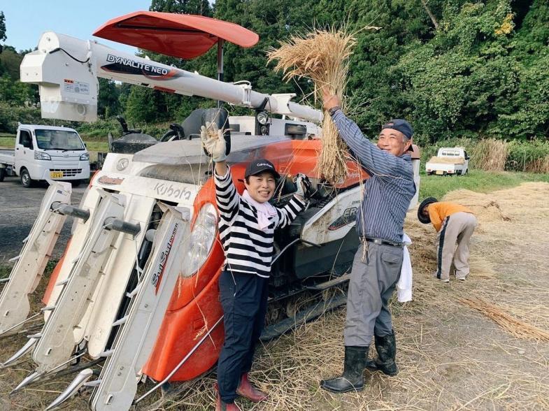 自分にあった農業との関わり方、ライフスタイルの探求を応援します! 野菜栽培から米作り、また集落の暮らしも体験できます♪ 冬期間は、食品加工や酒蔵等での研修あり★